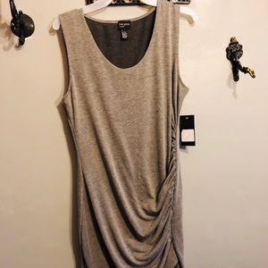 🔥FREE PRESS ladies sleeveless tank dress NWT🔥